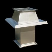 Podstawa dachowa na kanał prostokątny PD-A