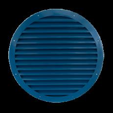 Czerpnia ścienna CzS-B / fi800 / RAL 5001 / stal ocynkowana
