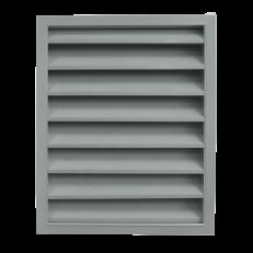 Czerpnia powietrza tłumiąca - wariant głębokości 170mm